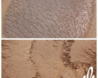 Naked Baker - Light Brown Neutral Mineral Eyeshadow - Pigment - ili