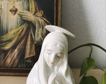 Madonna / Virgin Mary Planter