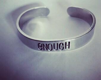 Enough (bracelet)