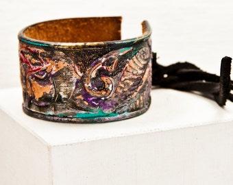 Bohemian Jewelry, Leather Bracelet, Bracelets, Leather Wrap, Cuff Bracelets