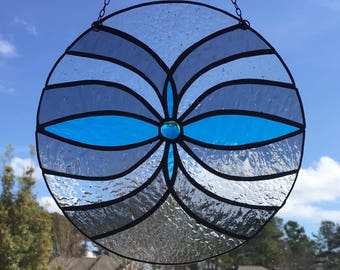 Stained Glass Window Piece