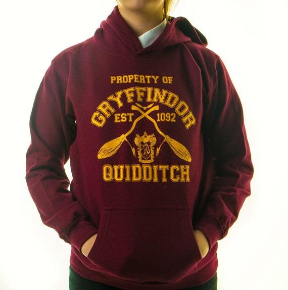 Quidditch - Sudadera con capucha - para hombre IiJiQ5x