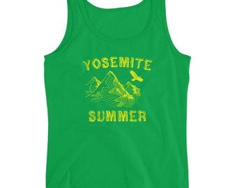 Yosemite Tank, Yosemite Park, Yosemite Tank Top, Yosemite Vacation, Yosemite Camping, Yosemite Gift, Vintage Yosemite, Yosemite Hiking