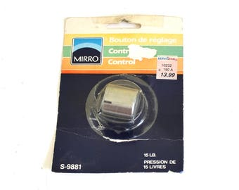 Mirro Pressure Cooker / Canner Weight Gauge Control Replacement Part