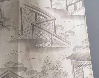 Kimono Fabric, Silk Kimono Fabric. Kimono