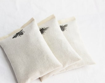 Reusable Dryer Sachets, Eco-Friendly Organic Lavender Scented Laundry Dryer Bags