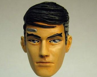 RWBY James Ironwood 1/6 action figure head