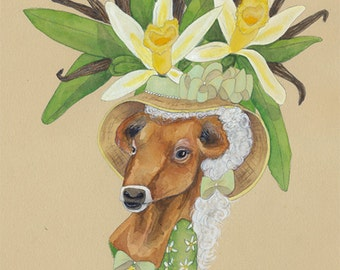 Rustic Cow Cards Orchid Watercolor Cards Blank Flower Cards Blank Cow Cards Blank Animal Cards Animal and Flower Cards Cow Baby Shower Cards