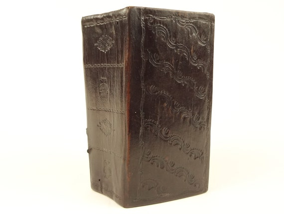 1856 Schildwachbüchlein. Rare and interesting. Important Bohemian history. Superstition.