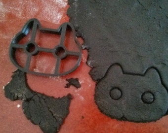 COOKIE CAT Cookie Cutter from Steven Universe! 3D Prined