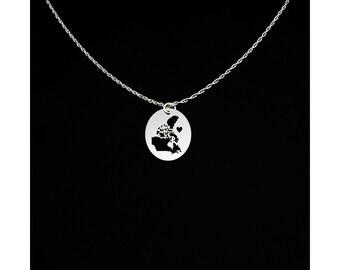 Canada Necklace - Canada Jewelry - Canada Gift