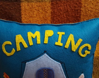 The Camping Pillow