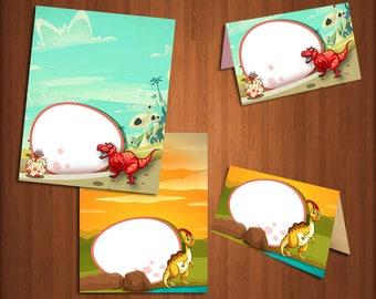 Dinosaur Tent Cards, Buffet labels, Buffet Signs, Food Tent Cards, Food Labels, Food Tents, Candy Buffet Signs, Candy Buffet Labels| DI_FULL