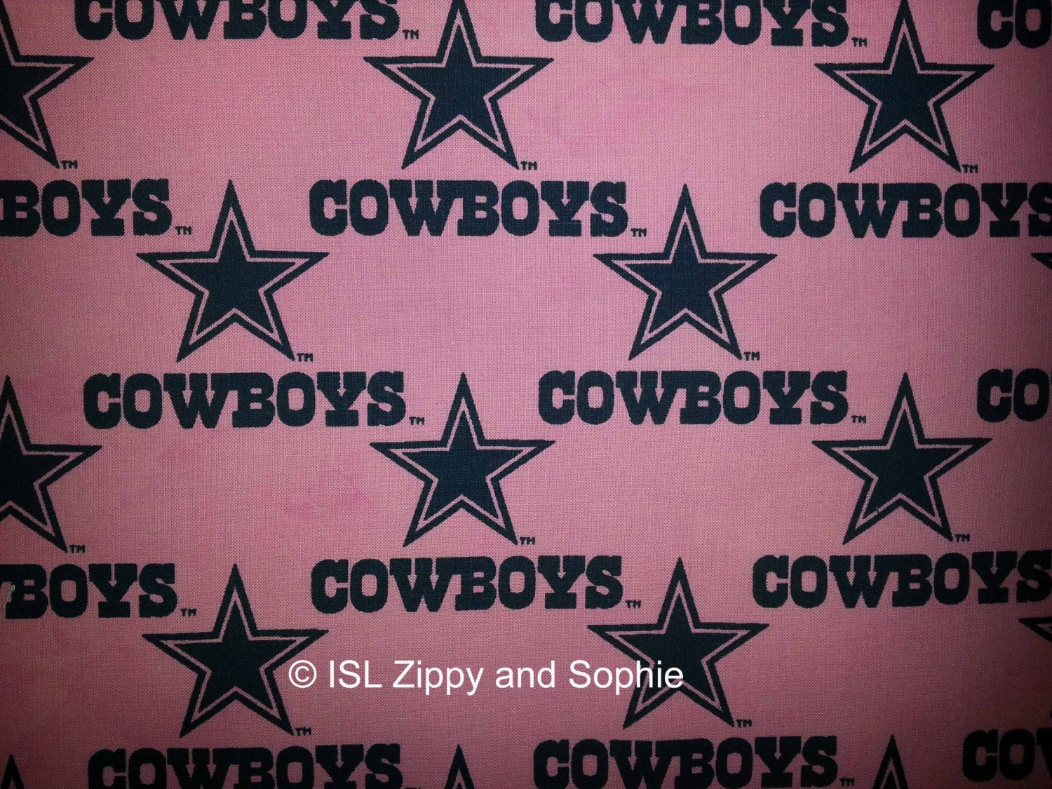 Dallas cowboys nfl cotton fabric by the 12 yard sports team zoom kristyandbryce Choice Image