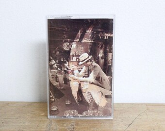 Led Zeppelin In Through The Out Door Cassette Tape Remaster Remastered Swan Song 92443-4 Digalog HX PRO S NR