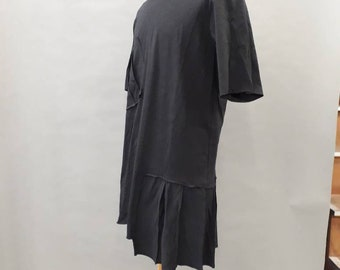 Storm pleated t shirt
