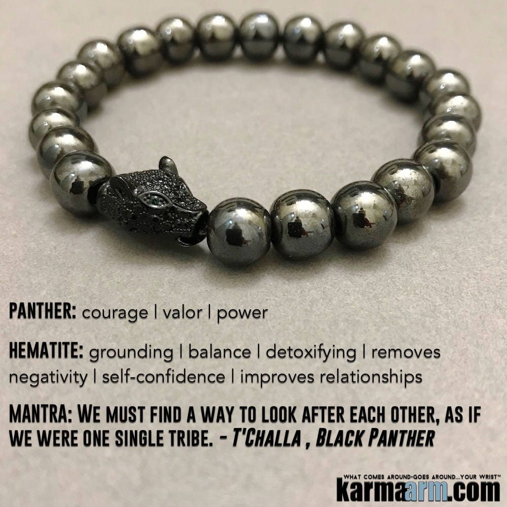 faceted zetaarts agate bracelet panthera silver products women panther