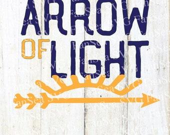 Arrow Of Light Etsy
