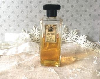 Arpege Eau de Lanvin ,Vintage Arpege ,Vintage Lanvin fragrance