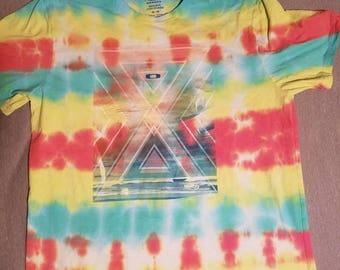 Adult XL Oakley Tie-Dye T-Shirt