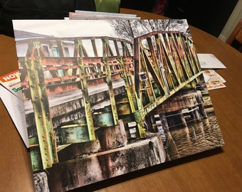 Oaklawn Bridge Canvas in Franklin, LA