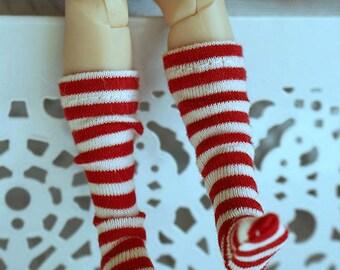 Striped Socks for Blythe