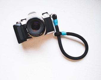 neck wrist strap in cord for Mirrorless Reflex cameras - Neck strap hand camera camerastra fuji sony olymus x leica canon nikon