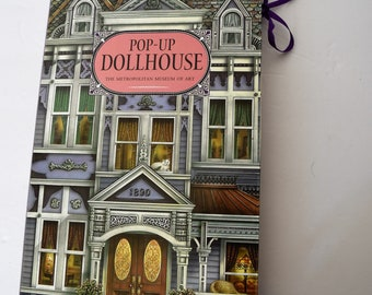 Pop-Up Dollhouse by The Metropolitan Museum of Art