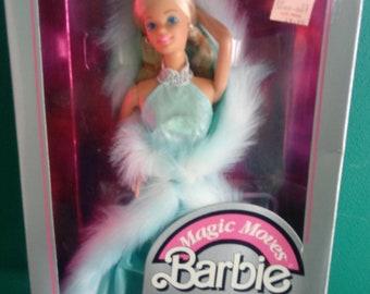 Mattel Magic Moves Barbie Doll Vintage 1980's Doll