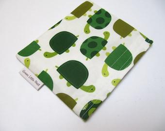 Reusable Snack Bag, Urban Turtle Snack Bag, Children's Snack Bag, Reusable Sandwich Bag, Boys Snack Bag
