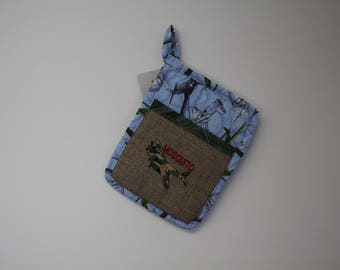 Mosquito WWII Aircraft Pot Holder