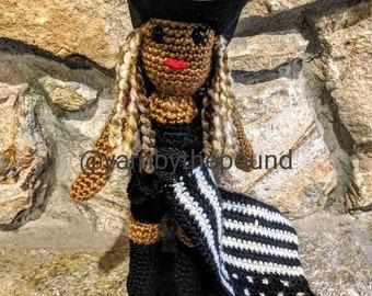 Handmade Beyonce Doll (OTR Finale)