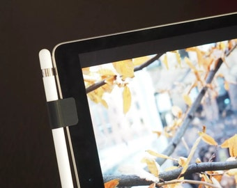 """PencilMate for Naked iPad Pro (12.9"""", 10.5"""" & 9.7"""") - also works with Apple Smart Keyboard Case and Smart Cover"""