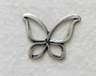 Butterfly metal 40 mm