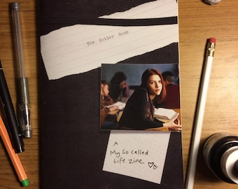 The Boiler Room: My So Called Life Zine