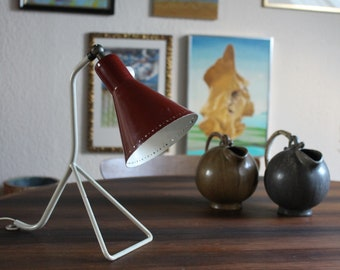 Scandinavian modern table lamp | Attributed to ASEA - Sweden | 1950s