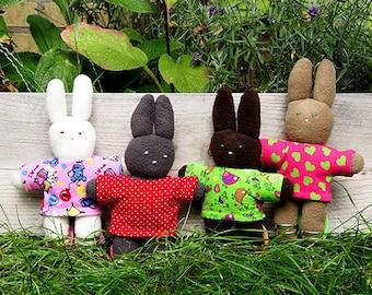 Bunny dresses