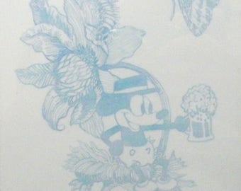 Holiday Sale! Botanical Comic Illustration