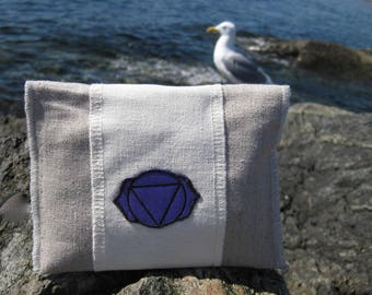 Third Eye Chakra Healing Bag