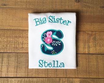 Big Sister Shirt - Promoted to Big Sister Shirt - Big Sister Little Sister Outfits - Big Sister Little Brother Shirts