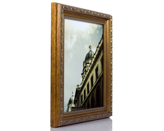 Craig Frames, 22x28 Inch Antique Gold Picture Frame, Ancien Ornate ...