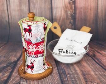 UnPaper Towels - Reusable Towels - Kitchen Towels - Eco-Friendly Towels - Paper Towel Alternative - Kitchen Gifts - Housewarming Gift