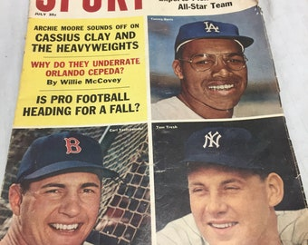 July 1964 issue of Sport