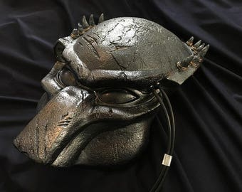 Predator wolf mask 1/1 collection PROMO cosplay