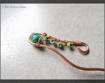 Orifice Hook, Copper, Spinning Wheel, Fiber, Wool