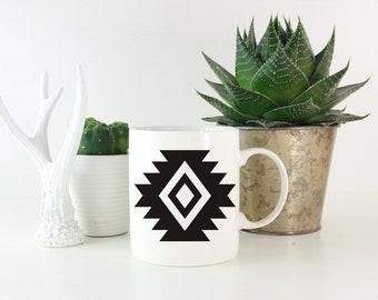 Native Print Mug