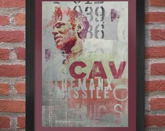 Mark Cavendish Cycling Poster Print