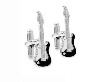 Guitar Cuff Links