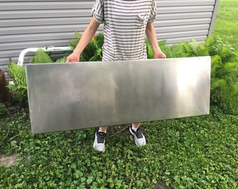 Stainless Steel Counter or Table Top