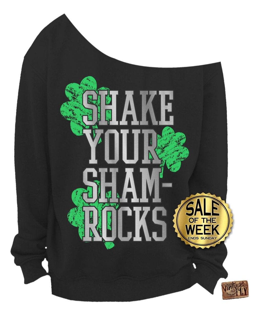 Womens St Patricks Day Shirts
